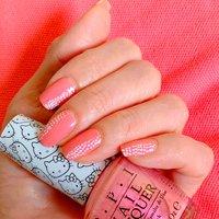桜色でスタンピングネイル🌸 このカラーはその名も#sittingundercherryblossams🥰  パールが入ったガーリーなカラーです✨💕 #ガーリーネイル #スタンプネイル #スタンピングネイル #桜ネイル #opi #hellokitty #pink #naildesign #simplenails #lovely #selfnail #polish #manicure #ポリッシュ #マニキュア #ピンクネイル #ピンク #pink #pinknails #春 #オールシーズン #オフィス #ハンド #シンプル #ワンカラー #ミディアム #ピンク #マニキュア #セルフネイル #otonanail #ネイルブック