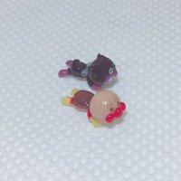 #アンパンマンネイル #アンパンマン  #バイキンマンネイル  #バイキンマン  #3d  #3dネイル  #キャラクター  #キャラクターネイル  #痛ネイル #キャラクター #痛ネイル #3D #レッド #パープル #スカルプチュア #Ms.K #ネイルブック