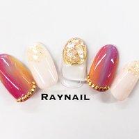 #Raynail_nakagawa #ネイルブック