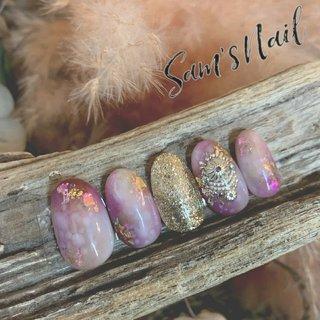 定額Newデザイン✨ . 🌵Sam's Nail🌵 オンライン予約 ネイルブックより受付中 LINE【sam.s_nail】 . . #nail#nailart#gelnail#genic_nail#Bohemian#Bohemiannail#bohonail#instanails#handpainted#豊橋ネイル#豊橋ネイルサロン#豊橋サムズネイル#豊橋#定額サロン#定額ネイル#ネイル#ネイルデザイン#田原#豊川#蒲郡#ネイル好きな人と繋がりたい#ストーンジュエリー#こだわりサロン#天然石ネイル#手描きサロン#大理石ネイル#地層ネイル#美爪ネイル#美爪フォルム#スカルプ #オールシーズン #旅行 #リゾート #女子会 #ハンド #ラメ #ボヘミアン #水滴 #大理石 #ニュアンス #ミディアム #ホワイト #ピンク #パープル #ジェル #ネイルチップ #Sam'sNail #ネイルブック