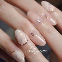 オフィスネイル希望のお任せ💕 パーツはピンクゴールドで🍒 * 本厚木ネイルサロン Ailesjoreエルジョワ *  #nails #Japan #nailswag #springnails #nailartist #nailstagram #handpaint #gelnails #beauty #nailsalon #ongles #nagel #ネイルサロン #本厚木 #本厚木ネイルサロン #町田 #海老名 #エルジョワ #夏ネイル #大人ネイル #おしゃれネイル #オフィスネイル #ネイリスト #ジェルネイル #💅🏼 #シンプルネイル #大理石ネイル #ピンクゴールド #ピンクネイル #ヌーディーネイル #春 #夏 #オールシーズン #オフィス #ハンド #シンプル #ワンカラー #大理石 #ベージュ #ピンク #ジェル #お客様 #nailist_tsubasa #ネイルブック