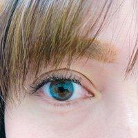 【最新エクステ】フラットラッシュのカラー グレイッシュブラウン☆  CカールJカール ナチュラル♩ #すず #ネイルブック