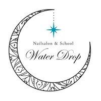 Nailsalon&School Water Drop