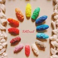 kao-nail【カオネイル】