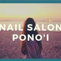 nail salon pono'i【ポノイ】