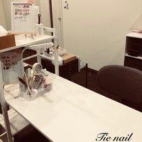 Tie nail【ティーネイル】