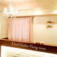 Nail Salon Fairy room