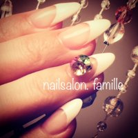 nail salon famille ファミーユ