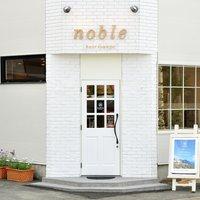 hair lounge noble【ヘア ラウンジ ノーブル】