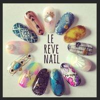 Le Reve nail ルレーブネイル