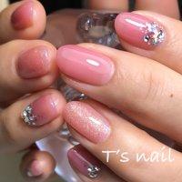 T's nail ティーズネイル