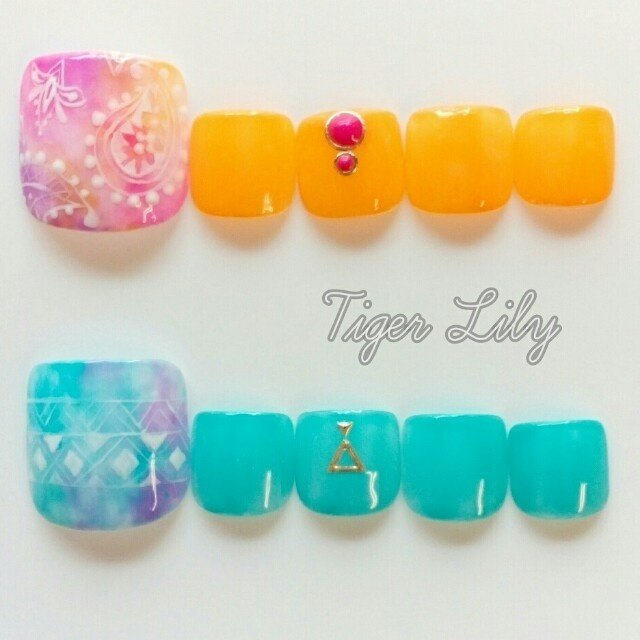 Nail spa tiger lily - Tiger lily hair salon ...