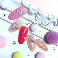 ネイルサロン  Miu-Doll〈ミュウドール〉