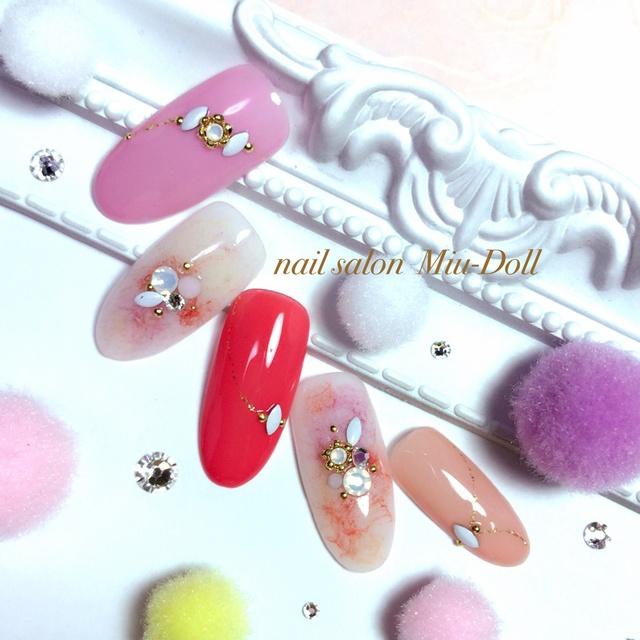 ネイルサロン  Miu-Doll〈ミュウドール〉の投稿写真(NO:)