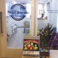 Nail Break!lilia