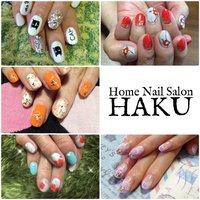 Home Nail Salon HAKU -ハク-
