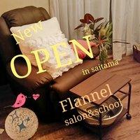 Flannel salon&school