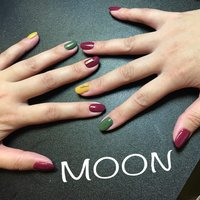 nail salon MOON