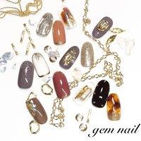 gem nail 【プライベートサロン】