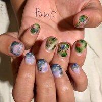 nail salon Paws